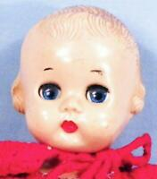 Ideal Lolly Walker Doll 9 inch Hard Plastic Vintage Hard To Find