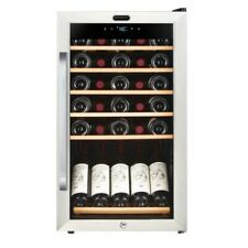 FWC-341TS Whynter 34 Bottle Freestanding Stainless Steel Wine Refrigerator