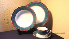 MIKASA  LA SCALA M5111- FOUR 4-PC PLACE SETTINGS $198 VALUE DISCON 1998