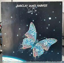 LP 33T Barclay James Harvest  XII + Insert / poster 2 pages -