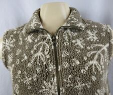 Columbia Women's Full Zip Vest Size M Made in USA