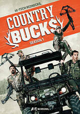 Country Bucks Season 1, DVD, , , New