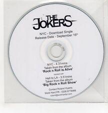 (GH189) The Jokers, NYC - DJ CD