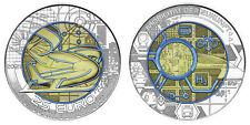 ÖSTERREICH 2. Republik 25 Euro Niob 2021 Mobilität Versand am 10.03.2021