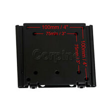 LED LCD Monitor TV Wall Mount 19 20 22 23 24 26 27 28 29 Low Profile Bracket 1EA