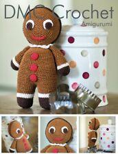 🎄🎄Gingerbread Man Crochet Pattern - Christmas Teddy/Toy -🎄🎄