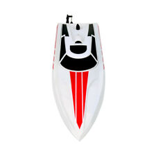 18 Mph 2.4Ghz High Speed Electric Fast Rc Boat Remote Control Boat [White]