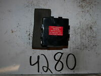 00 02 03 04 TOYOTA AVALON THEFT LOCKING SECURITY CONTROL MODULE