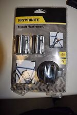 New Kryptonite Lock Transit FlexFrame-U Bike Bicycle Bracket