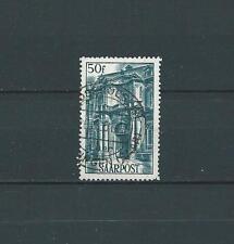 SARRE / SAAR - 1948 YT 243 / MI Nº 251 - TIMBRE OBL. / USED