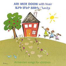 NEW Ari Mer Doon with Nvair: Armenian songs for children (Audio CD)