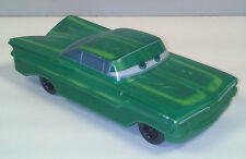 "2006 Green Ramone Chevy Impala 4.25"" McDonald's Car #5 Disney Pixar Cars"