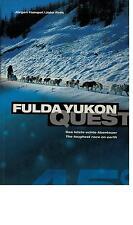 Jürgen Hampel - Fulda Yukon Quest - 1997