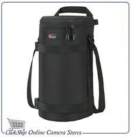 Lowepro Street & Feild Lens Case 13 x 32 cm (Black) Mfr # LP36307