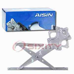 AISIN Front Left Power Window Regulator Assembly for 2005-2010 Scion tC ws