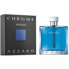Azzaro Chrome Intense Eau De Toilette Hommes Neuf 100ml