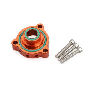 Blow Off Valve BOV Adaptor Fit for BMW Mini Cooper S Peugeot 1.6T Engines Orange