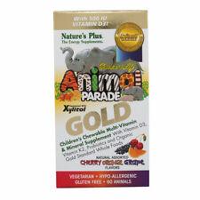 Natures plus parata animali d'Oro N Multi-vitaminico & integratore minerale