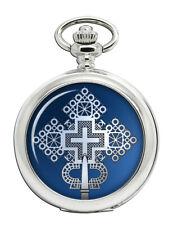 Ethiopian Cross Pocket Watch