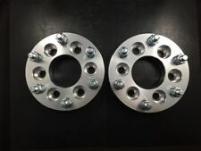 4X HUB CENTRIC WHEEL SPACERS | 6x135 | 87.1MM CB | 14x2.0 STUDS | 2 50MM THICK