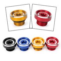 CNC Engine Oil Filler Cap For Suzuki GSXS750 S1000F GSXR600 750 1000 4 colors