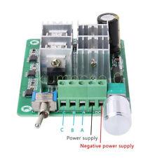 Dc 5v 36v Bldc Three Phase Sensorless Brushless Motor Speed Controller Fan Drive