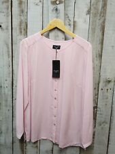 Via Appia Due Blouse In Pink - Size: 42