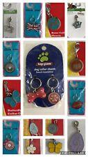 Dog Collar Charms Zipper Pull Purse Charm Pet Dog Puppy Cat SALE BOGO
