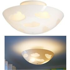 SKOJIG Children's Room Ceiling Lamp Light,White,A++,Safety Tested & Tamper Proof