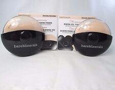 Lote/2  Bare Minerals Mineral Veil Finishing Powder ~ Original ~ 0.28 oz x 2 ~
