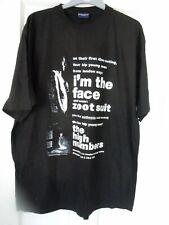 More details for the who shepherd's bush 1999 gig tee shirt xl