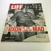 Life Magazine: March 3, 1972 - Nixon in the land of Mao