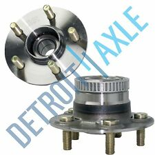 Pair: 2 New REAR ABS Wheel Hub and Bearing Assembly for Neon PT Cruiser SX 2.0