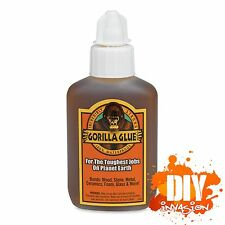 Gorilla Glue 59ml Bonds Wood Stone Metal Ceramics Glass & More 052427410030