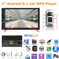 "7"" Stereo Android Car Navigation All-in-1 Mp5 Player HD Bluetooth WIFI FM Video"