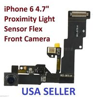 """Front Camera + Proximity Motion Sensor + Microphone Flex Cable for iPhone 6 4.7"""""""
