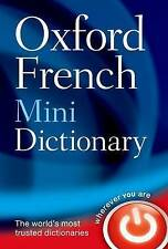 Oxford French Mini Dictionary, Oxford Dictionaries , Acceptable, FAST Delivery