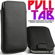 Cover e custodie nero Per Samsung Galaxy Core Prime in pelle sintetica per cellulari e palmari