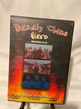 Deadly China Hero Dvd Jet Li