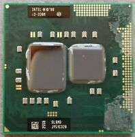 INTEL CPU - i3 - 330M 2.13 GHZ SOCKET PGA988