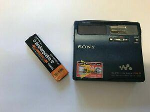 Sony MZ-N1 MD Net Med Walkman Portable MiniDisc Player Recorder*VGC*UNIT ONLY**