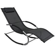 Schaukelliege Schaukelstuhl Gartenliege Outdoorliege Sonnenliege Liegestuhl