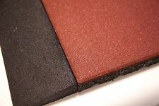 19.5'' x 5.75  Playground Rubber Tile boarders (Terra Cotta or Black only)