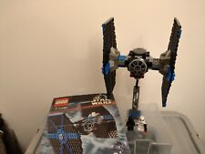 LEGO 7146 Star Wars Tie Fighter Set 100% Complete With Instructions