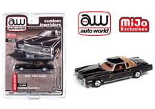 Auto World Cadillac Eldorado 1975 Black Lowriders Limited Edition CP7719 1/64