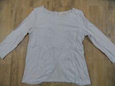 TOM TAILOR Denim schönes hellblau gestreiftes lockeres Shirt Gr. M TOP WiM218