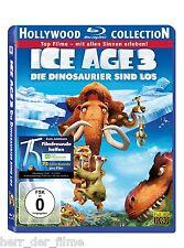 ICE AGE 3: Die Dinosaurier sind los (Blu-ray Disc)