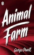 Animal Farm by George Orwell 9780141393056 | Brand New | Free UK Shipping