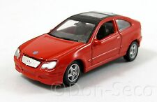 Welly Mercedes-Benz C-Class Sports Coupé 1:60 rot