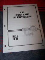 EI Manuel Hyster le systeme electrique H36.00-48.00C